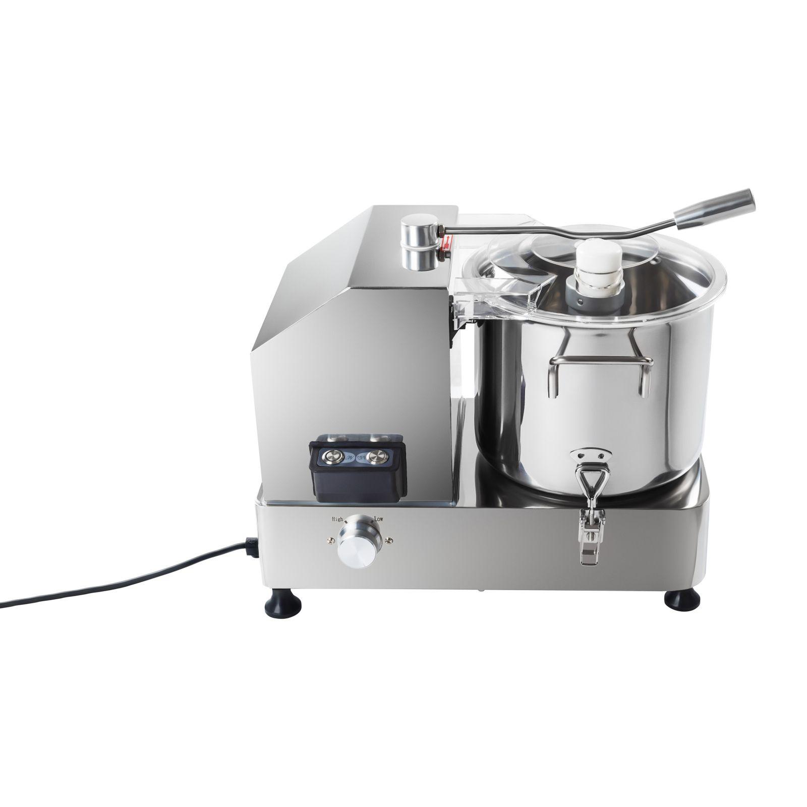 Cutter professionale mixer da cucina nuovo robot elettrico - Mixer da cucina prezzi ...