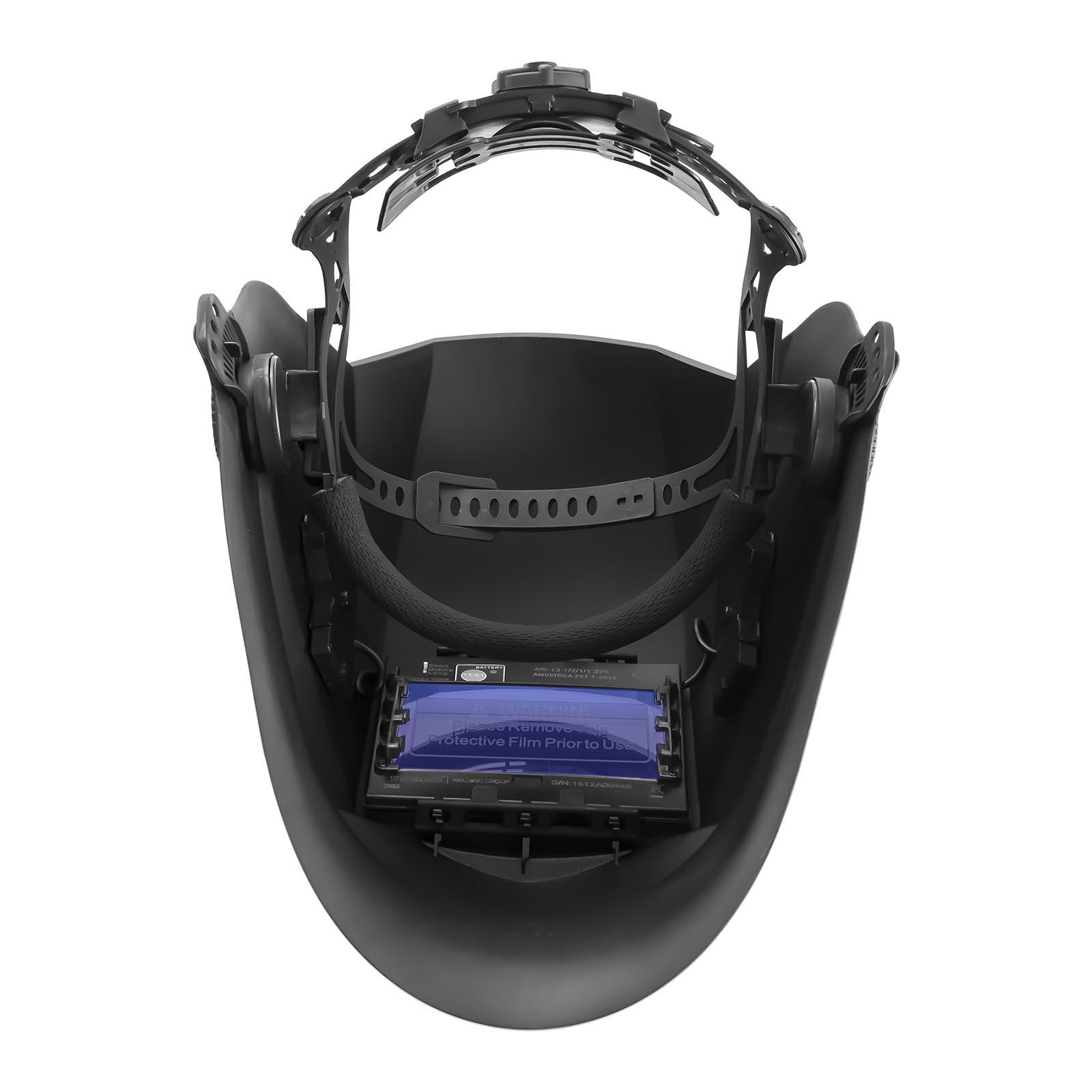 cagoule de soudure auto masque a souder casque de soudage. Black Bedroom Furniture Sets. Home Design Ideas