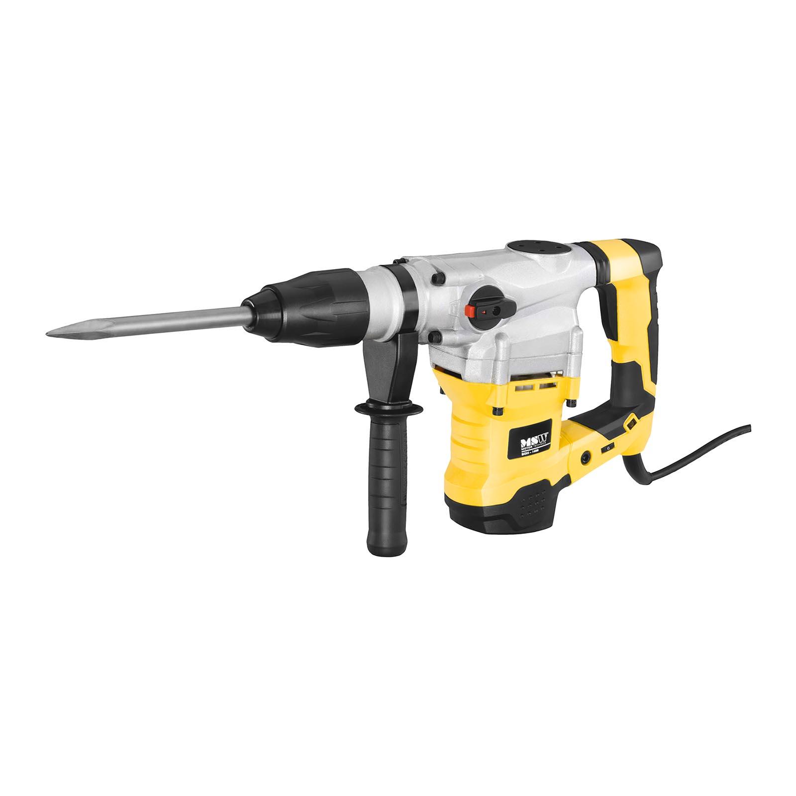 bohrhammer 3 in 1 mei elhammer schlaghammer hammerbohrer 9 j inkl zubeh r ebay. Black Bedroom Furniture Sets. Home Design Ideas