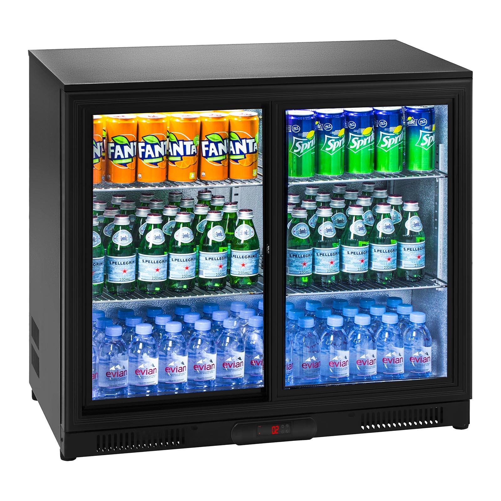 Mini Fridge Drinks Fridge Cooler Bottle Fridge Minibar