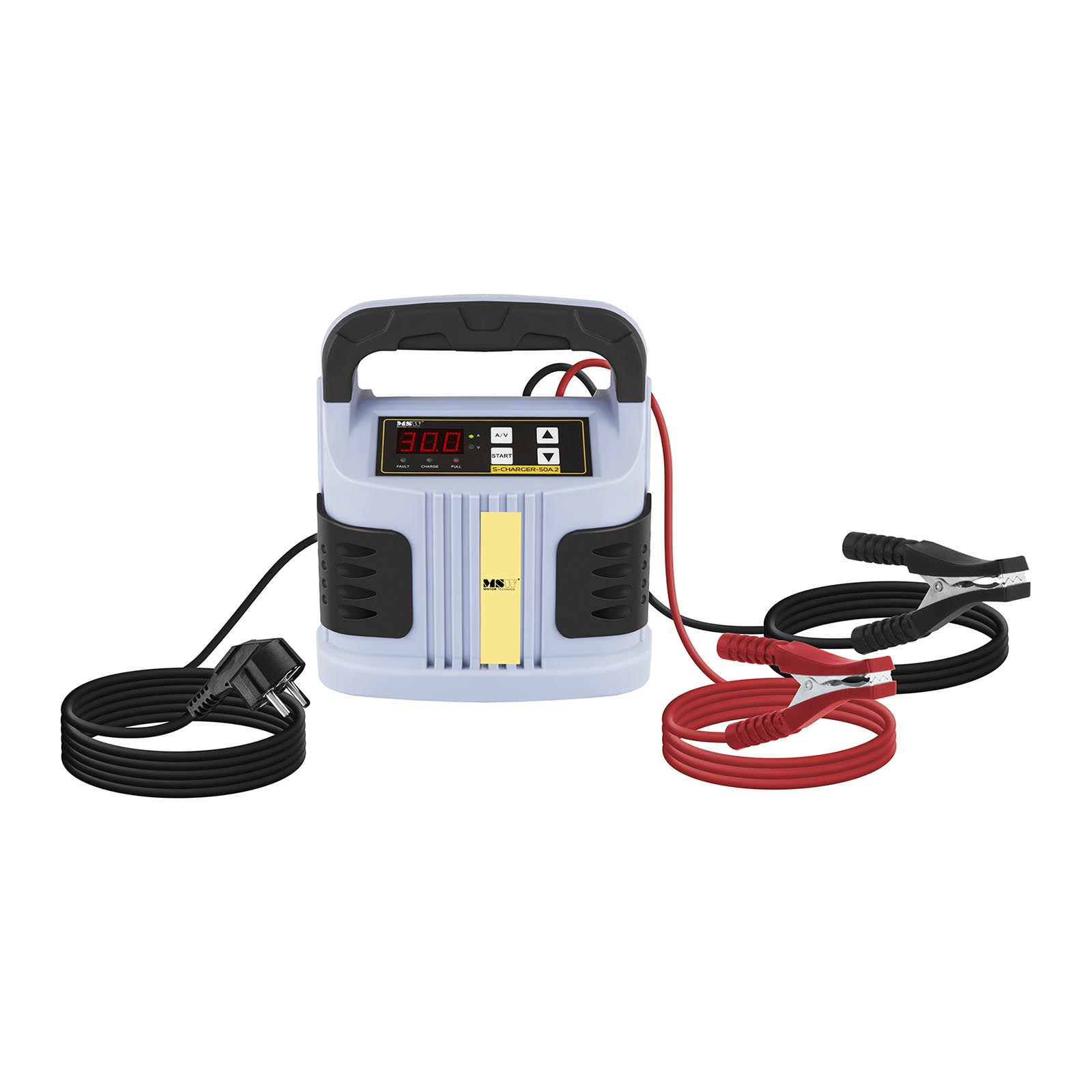 30 Amperebatterieladegerät akku Batterieladegerät Mit Starthilfe 12 V