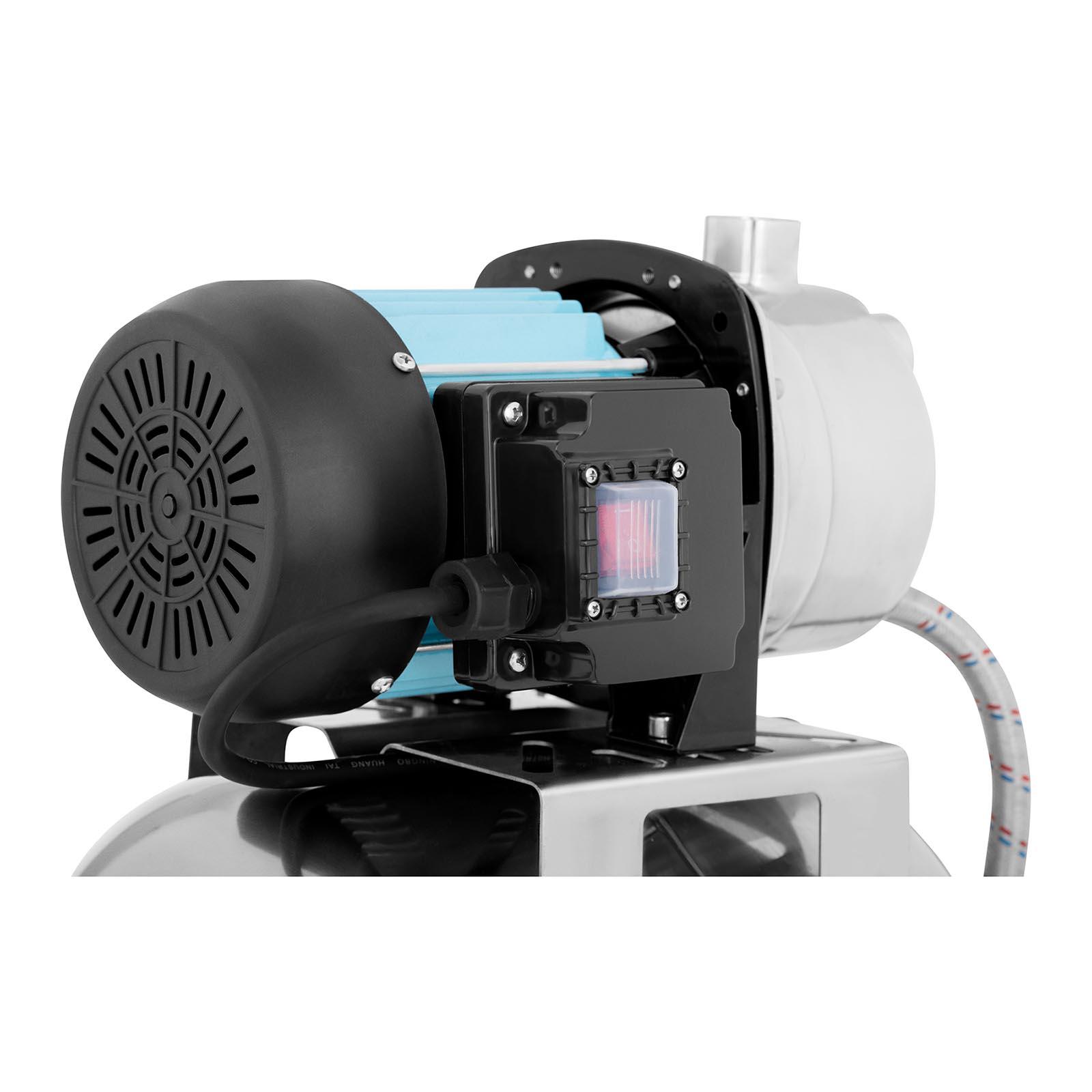 Self-Priming Pump 3500 l//h 1200 Watt Garden Water Pump Domestic Waterworks