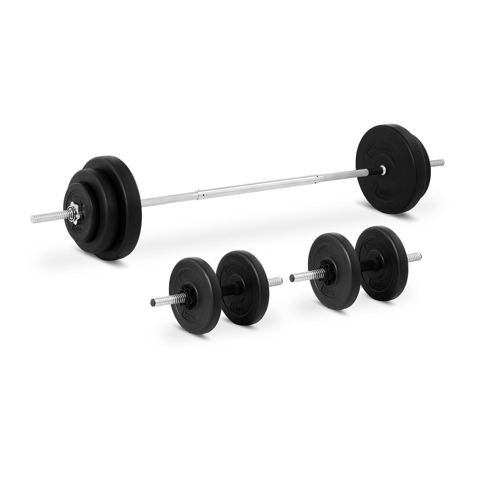 8 disques barre d/' haltère ondulée SZ EZ exercices de curling 120 Barre de curl