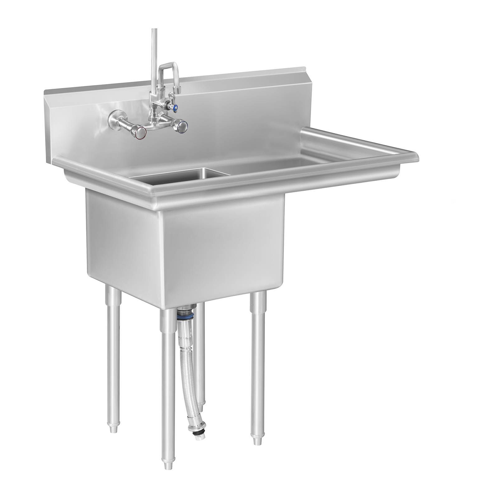 stainless steel kitchen sink unit sink large kitchen sink unit 3 basin stainless 8272