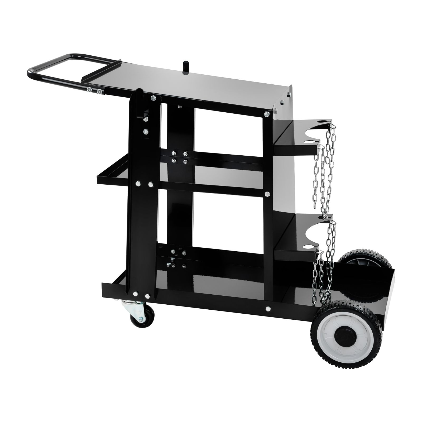 Welding Trolley Universal Mig Mag Plasma Tig Welder Cart