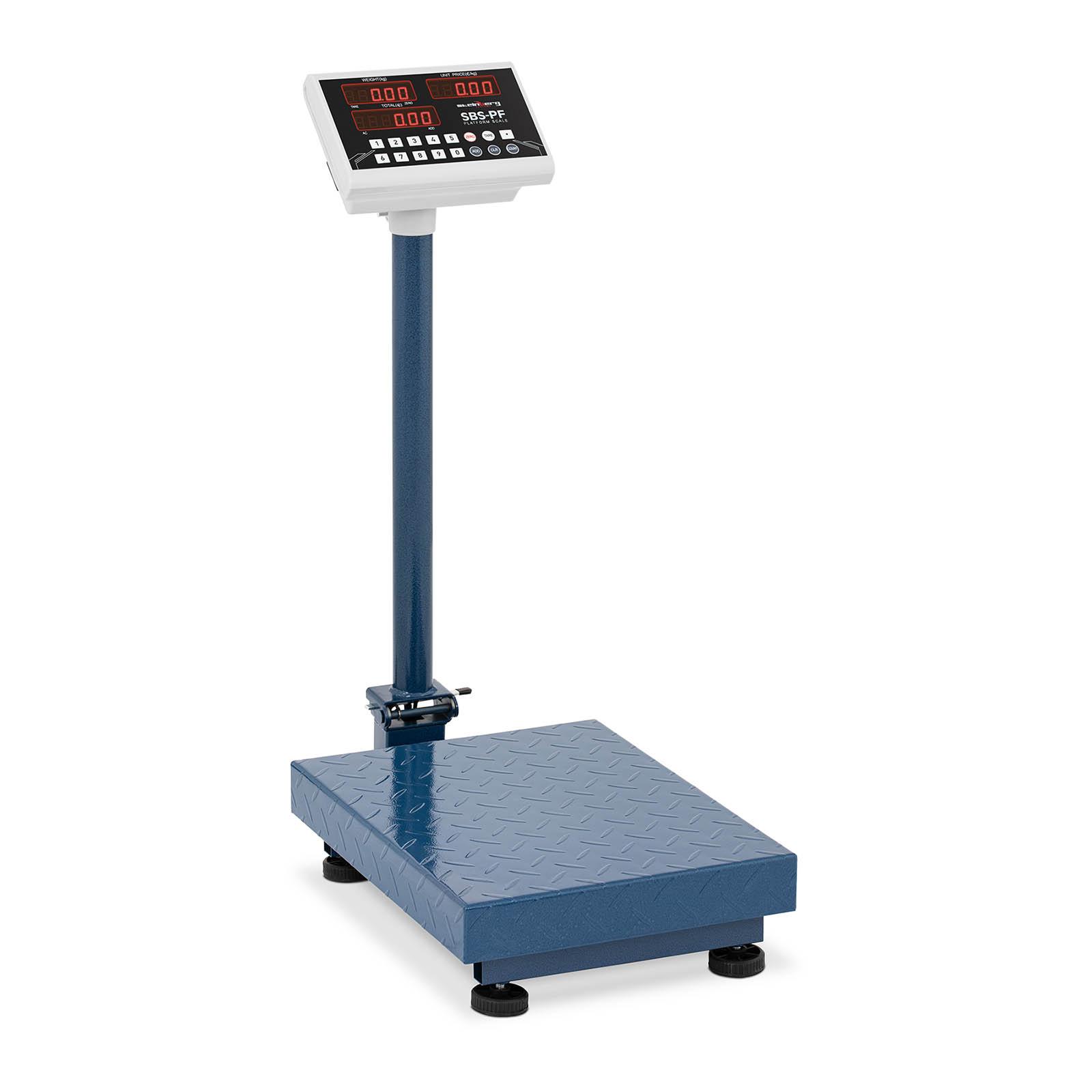 Platform Scale 100kg 10g Digital Heavy Duty Weighing