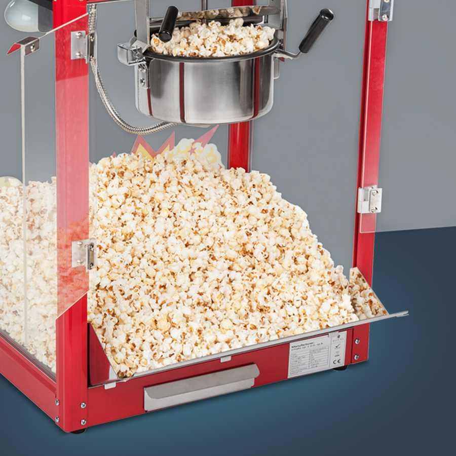 machine popcorn rouge. Black Bedroom Furniture Sets. Home Design Ideas
